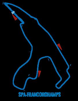Circuit SPA Francorchamps - Premium Pack