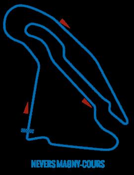 Circuit Magny-Cours 2 - Premium Pack