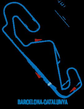 Circuit Catalunya 2 - Roulage moto