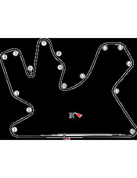 Circuit Losail - 17/18/19/20 janvier 2022