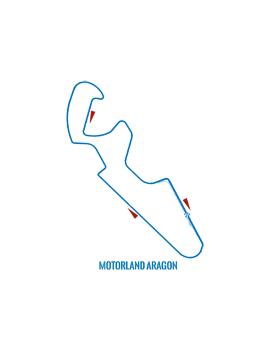 ARAGON MOTORCYCLE CIRCUIT 30/31 july 1/2 august 2020