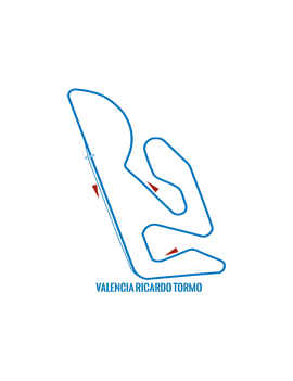 Circuit moto Valencia 2/3 novembre 2019