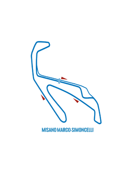 MISANO MOTORCYCLE CIRCUIT (08/09/10 MAY)