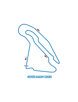 MAGNY COURS MOTORCYCLE CIRCUIT 13/14 July