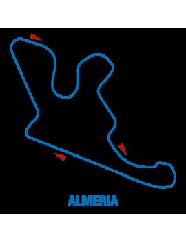 Roulage moto circuit Almeria