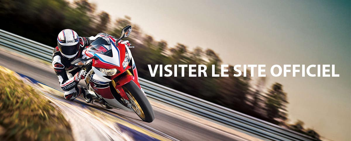 Honda site officiel